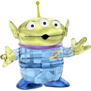 スワロフスキー(SWAROVSKI)トイ・ストーリー エイリアン/Disney Pixar's Toy Story/クリスタルオブジェ/スワロフスキー社製置物|orangecake