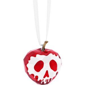 スワロフスキー(SWAROVSKI)白雪姫 毒りんごオーナメント/クリスタルオブジェ/ディズニーコラボ/Poisoned Apple Ornament|orangecake