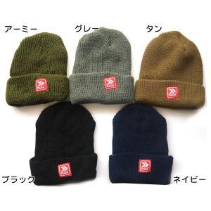 トラックブランド(Truck Brand)ニットキャップ/ニット帽子/ブラック、アーミー、タン、ネイビー、グレー|orangecake