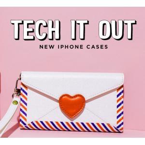 メール便送料無料/Valfre(ヴァルフェー)iPhone6、7、8、X、XS、Plus 手帳型スマホケース/カード収納付き/Hate Mail/ラブレター|orangecake