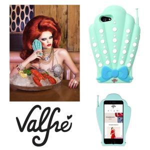 Valfre(ヴァルフェー)iPhone6、6S、7plusケース/シリコンカバー/スマホケース/SHELL PHONE/貝|orangecake