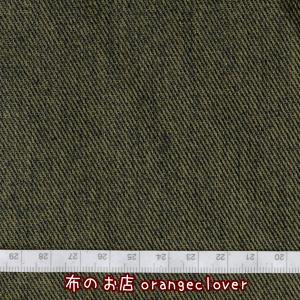 ソフトデニム 無地(デニムブルー)【綿100%】|orangeclover