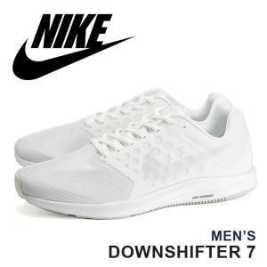 ナイキ NIKE ダウンシフター 7 4E スニーカー メンズ ランニングシューズ 靴 メッシュ 軽量 ローカット 白 ホワイト DOWNSHIFTER 7 4E|orangecounty
