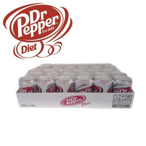 ダイエットドクターペッパー350ml×30缶 D...の商品画像