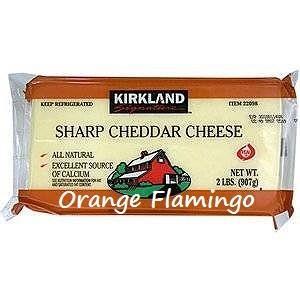 コストコ カークランド シャープホワイトチェダーチーズ 907g 大容量 お得