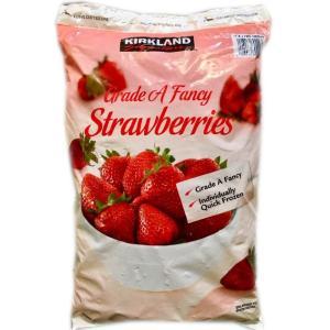 コストコ カークランド ストロベリー 冷凍  イチゴ いちご 2.72kg 大容量 お菓子