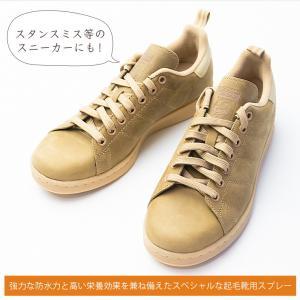 VIOLA(ヴィオラ)スエード コンディショナー カラーレス(起毛革 防水 栄養 スプレー スエード 靴 手入れ スウェード ヌバック 防水スプレー 保革)|orangeheal|02