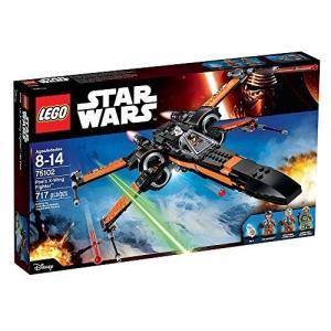 訳あり箱いたみ LEGO レゴ スターウォーズ ポーのXウィ...