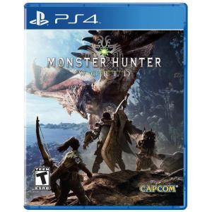 Monster Hunter: World - PlayStation 4 Standard Edi...