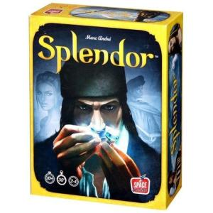 並行輸入品:Splendor (Asmodee社)  宝石の煌き (Splendor) では、ルネッ...