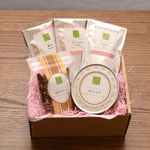 ギフト商品(産地別紅茶・ナチュラルハーブティー ) Aセット|orangepekoe
