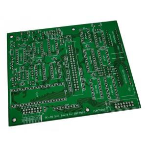 SBC8080またはSBC8085をTK-80互換機にするための専用基板です。 基板はRev0.91...