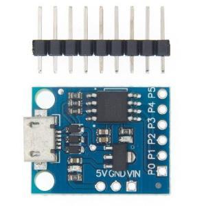 ATTiny85 Arduino Digispark 互換機 (microUSB)|orangepicoshop