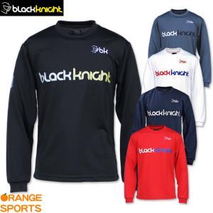 ブラックナイト バドミントン BK ロングTシャツ T-0230 ユニ 男女兼用 ロングスリーブTシ...