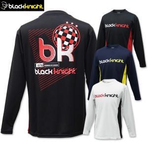 ブラックナイト バドミントンTシャツ BKTロングシャツ(専門店会オリジナル)T-0236 バドミン...