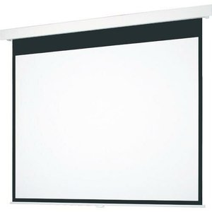 OS 120型手動巻上げ式スクリーン ( SMP-120HM-W1-WG ) (株)オーエス|orangetool
