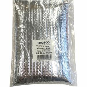 TRUSCO クールベスト用アルミパック保冷剤 ( TS-AHO200 ) トラスコ中山(株)|orangetool