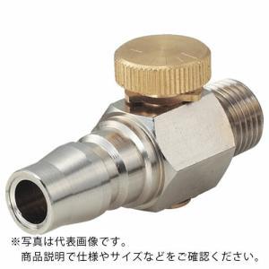TRUSCO 空気流量調節器 G1/4 オネジ ( TAR-2PM ) トラスコ中山(株) orangetool