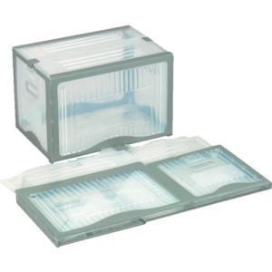 リス ボックス (1S(箱)=5個入) 透明 ( RISUBOX40B2  TM ) 岐阜プラスチック工業(株)|orangetool