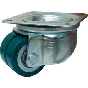 ヨドノ 重量用低床式キャスター ( YSUTH-65 ) (株)ヨドノ|orangetool