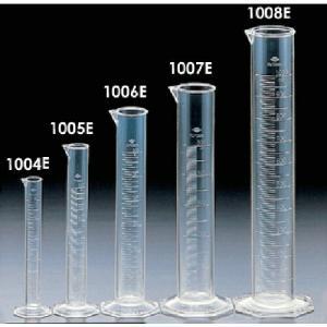サンプラ ケミカルメスシリンダー 100ml ( 1004E ) (株)サンプラテック orangetool