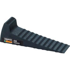 TRUSCO ドアストッパー 樹脂タイプ 全長120mm ( TDS320 ) トラスコ中山(株)|orangetool