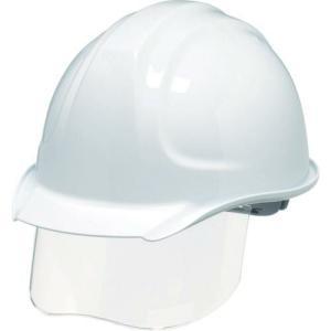 DIC SYA-S型ヘルメット 白 SF内装KP付 ( SYA-S-SFE-KP-W ) DICプラスチック(株)安全資材営業部 orangetool