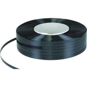 ツカサ 重梱包エステルバンド メタルシール用 幅19×厚み0.4×長さ1100m ( G-194 )(2巻セット)司化成工業(株) orangetool