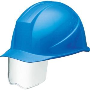 ミドリ安全 ABS製ヘルメット スライダー面付 ( SC-11BSRA-KP-BL ) ミドリ安全(株) orangetool