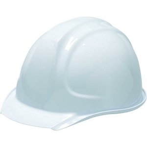 DIC SYA-X型耐電ヘルメット KPつき 白 ( SYA-X-XE-KP-W ) DICプラスチック(株)安全資材営業部 orangetool