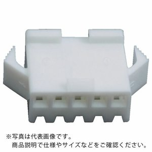 JST SMコネクタ用ハウジング プラグ 100個入り ( SMP-07V-NC ) 日本圧着端子製造(株)|orangetool