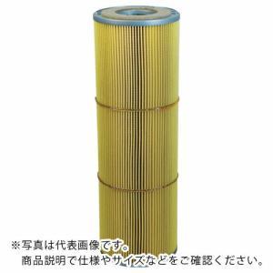 東海 TKF 油用フィルター Φ150X450(Φ72) (2個入) ( TO-12-N-2P ) 東海工業(株)|orangetool