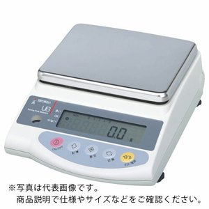 イシダ 高精度デジタル天秤 秤量0.82kg ( UB-S820 ) (株)イシダ orangetool
