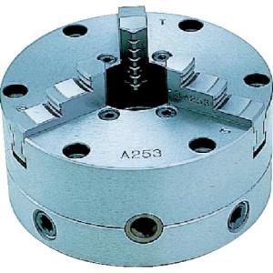 ビクター 芯振れ調整型3ヅスクロールチャック  5インチ 一体爪 ( SC5A ) 小林鉄工(株) orangetool
