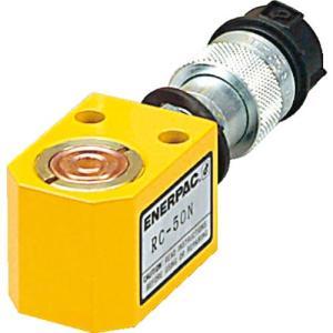 エナパック 油圧単動シリンダー ( RC50N ) エナパック(株) orangetool