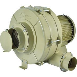 昭和 電動送風機 多段シリーズ(2.2kW) ( U100B-H36 ) 昭和電機(株)|orangetool