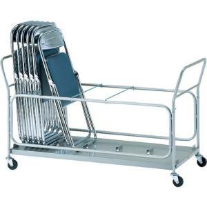 ノーリツ 折りたたみ椅子用台車 ( TCW-30L ) (株)ノーリツイス