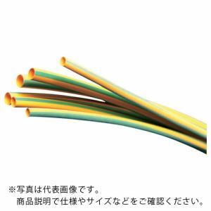 パンドウイット 熱収縮チュ-ブ イエローグリーン (5本入) ( HSTT100-48-545 ) パンドウイットコーポレーション orangetool