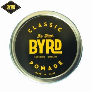 BYRD/バード  クラシックポマード ザ・スリック 28g ヘアスタイリング ポマード|orbit