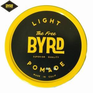 BYRD/バード ライトポマード ザ・フリー  28g ヘアスタイリング ポマード|orbit