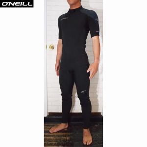 O'NEILL/オニール  ウェットスーツ 国内流通モデル 日本サイズ SUPER FREAK/スーパーフリーク 3×2シーガル  ブラック×リーフィーゼブラ 2サイズ|orbit