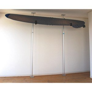 室内サーフボードラック TSUPPARI KUN SERIES/ツッパリ君シリーズ 可動アーム ロングボード用 orbit