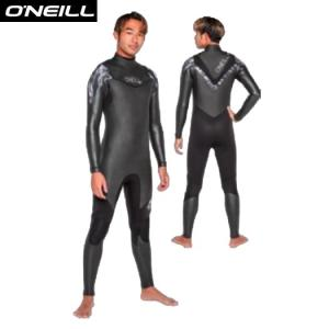 O'NEILL/オニール  ウェットスーツ 国内流通モデル  SUPER FREAK/スーパーフリーク ZEN 5×3 冬用ウェットスーツ ブラック×リキッドブラック|orbit