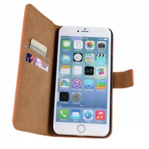iPhone 6S Plus / 6 Plus 手帳型ケース スマホカバー アイフォン6Sプラス PUレザーケース|orcdmepro|02