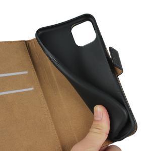 iPhone 11 手帳型ケース スマホカバー apple アイフォン11 PUレザーケース カードケース スタンド機能 orcdmepro 04