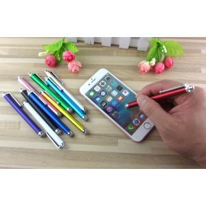 書きやすい導電繊維タッチペン スタイラスペン 反応良い ネイルOK|orcdmepro