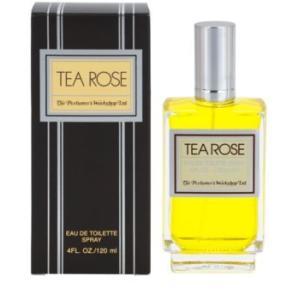 パフューマーズ ワークショップ ティーローズ EDT オードトワレ SP 120ml PARFUMER'S WORKSHOP TEA ROSE EAU DE TOILETTE SPRAY|orchid