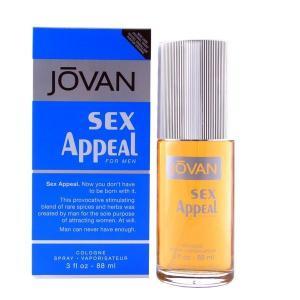 ジョーバン セックス アピール フォーメン EDC オーデコロン SP 88ml JOVAN SEX APPEAL COLOGNE SPRAY|orchid