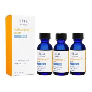 オバジ プロフェッショナルC・セラム10% 30ml ×3本 (美容液) (Obagi) Profe...