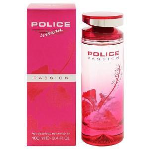 ポリス パッション ウーマン EDT オードトワレ SP 100ml POLICE PASSION WOMAN EAU DE TOILETTE SPRAY|orchid